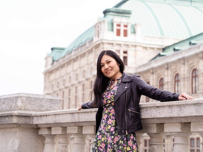 Vacation Photograhper Vienna opera