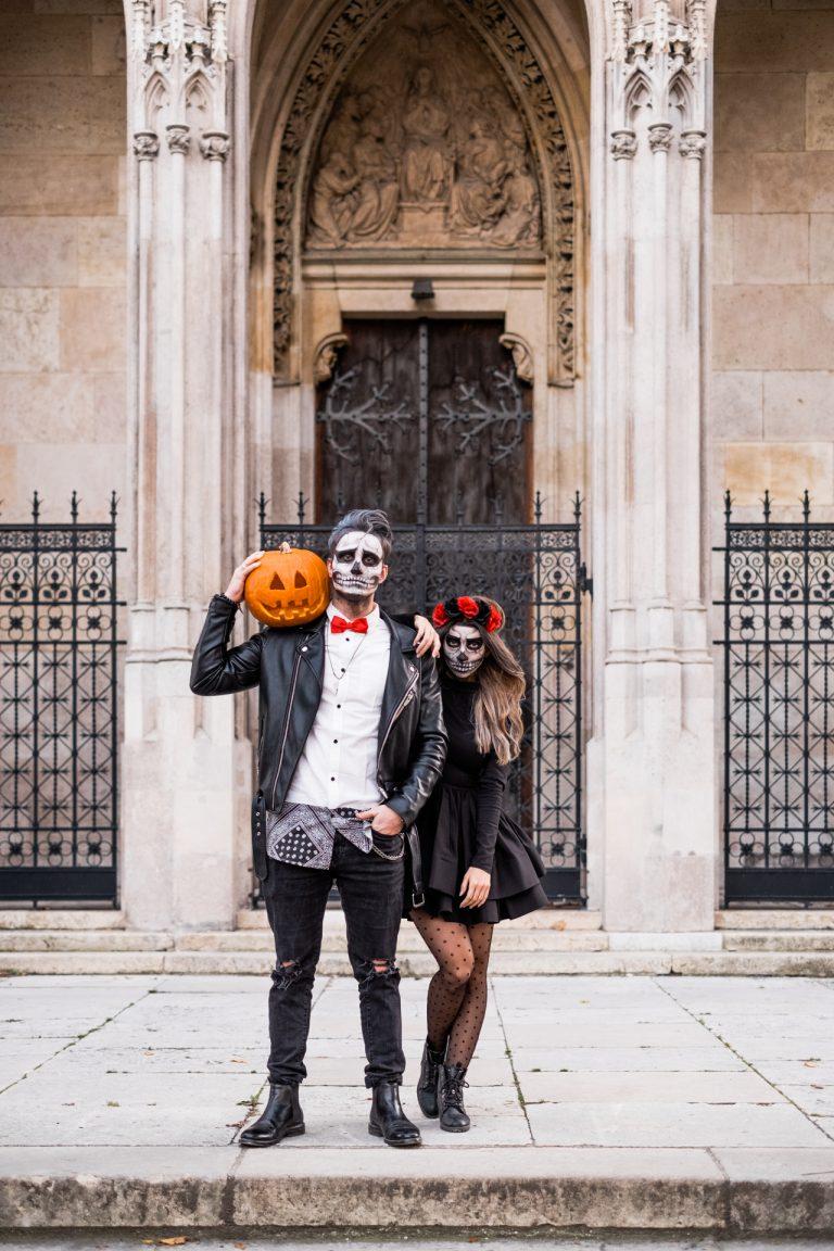 Halloween shooting in Vienna Votivechurch