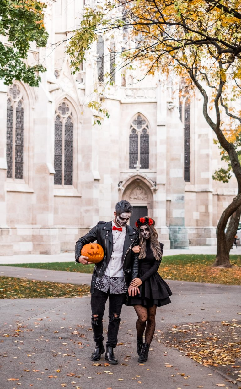 Halloween shooting in Vienna Votivechurch