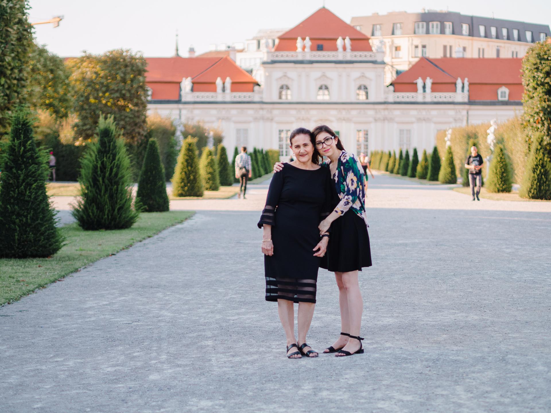 Vienna Photographer Belvedere