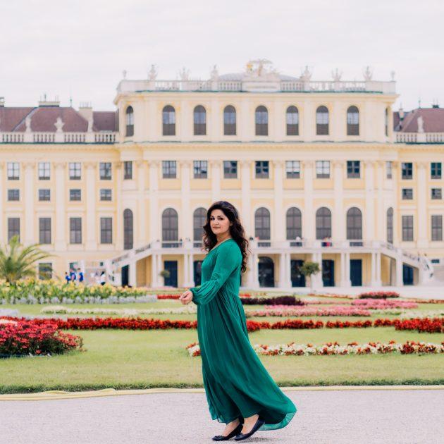 Schönbrunn Vacation Photographer Vienna
